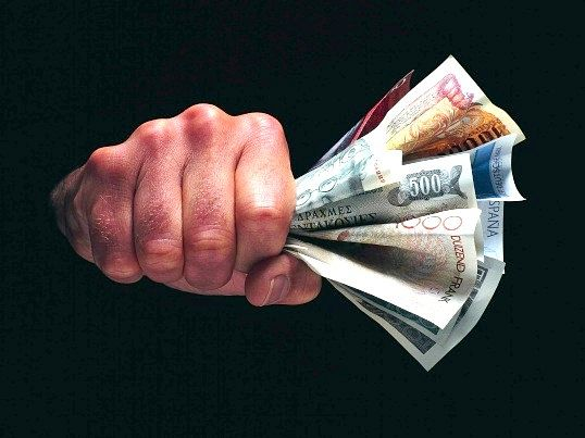 Утримання надміру нарахованої заробітної плати