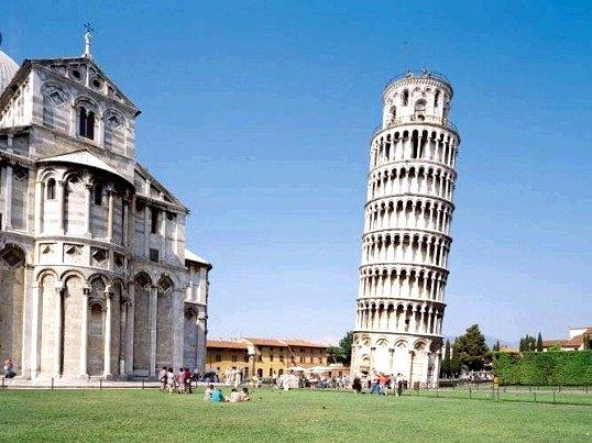 Чи впаде Пізанська вежа?