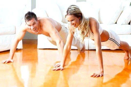Вправи, які знижують апетит