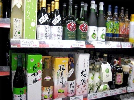 У чому особливість японського сливового вина
