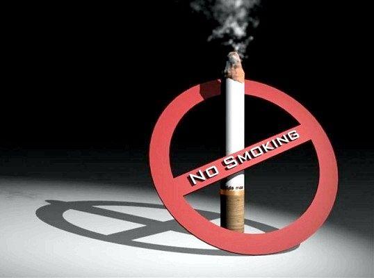 В яких місцях можна курити
