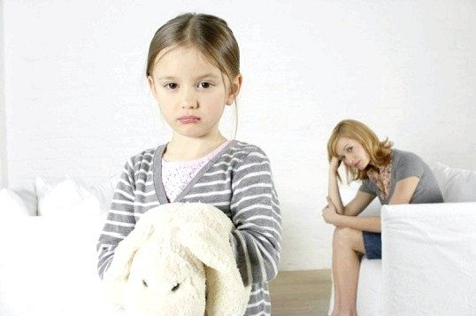 В яких ситуаціях не можна карати дитину