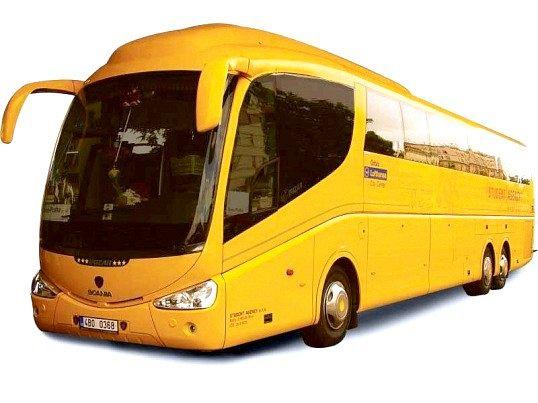 В якій частині автобуса далекого прямування пасажиру безпечніше