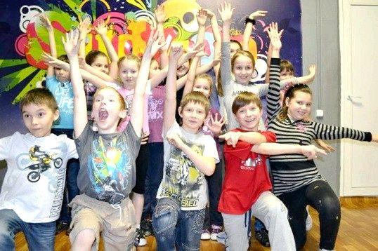 Школа дитячих танців