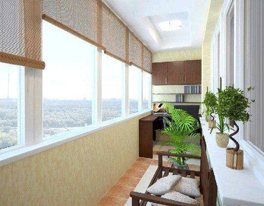 Чи входити балкон в Загальна площа квартири