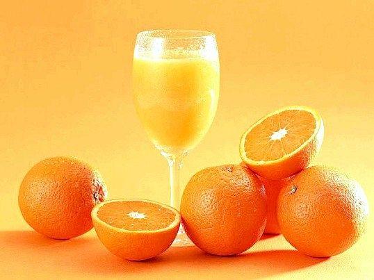 Вплив оранжевого кольору на людину