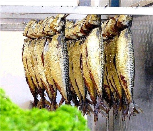 Шкода копченої риби