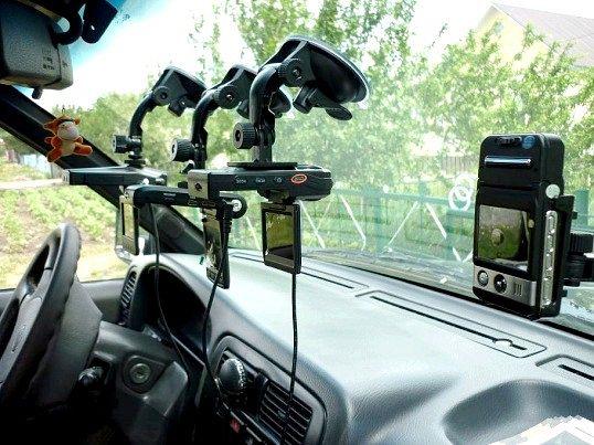 Вибір автомобільного відеореєстратора