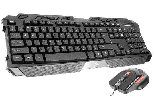 Вибір мишки і клавіатури для геймера