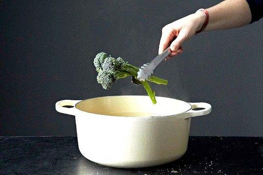 Навіщо бланшувати овочі перед заморожуванням