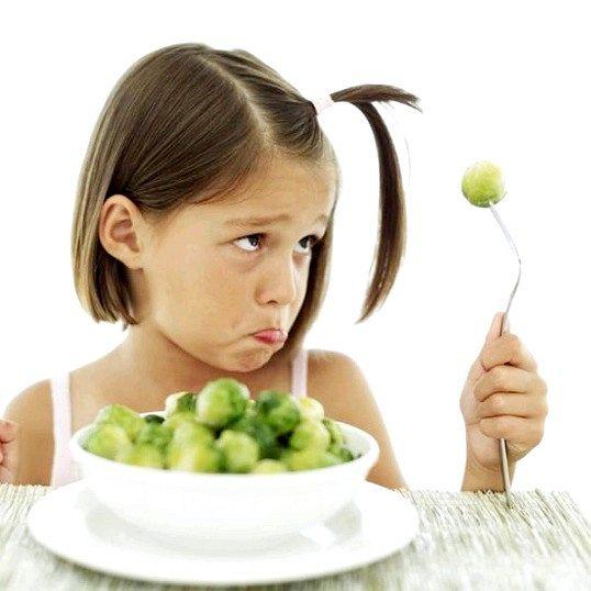 Здорова їжа для дитини