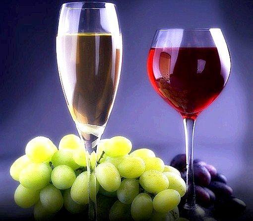 Знамениті сорти французьких вин